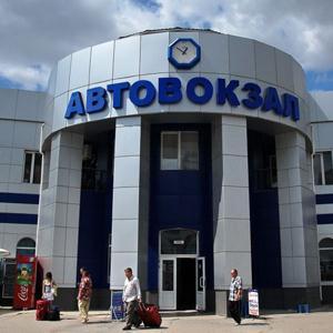 Автовокзалы Старой Руссы