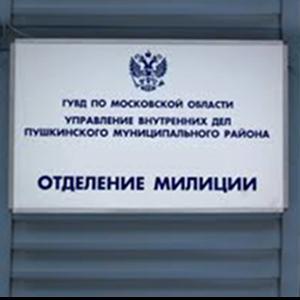 Отделения полиции Старой Руссы